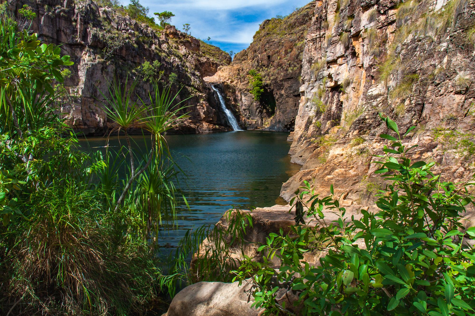 Wasserfall Australien