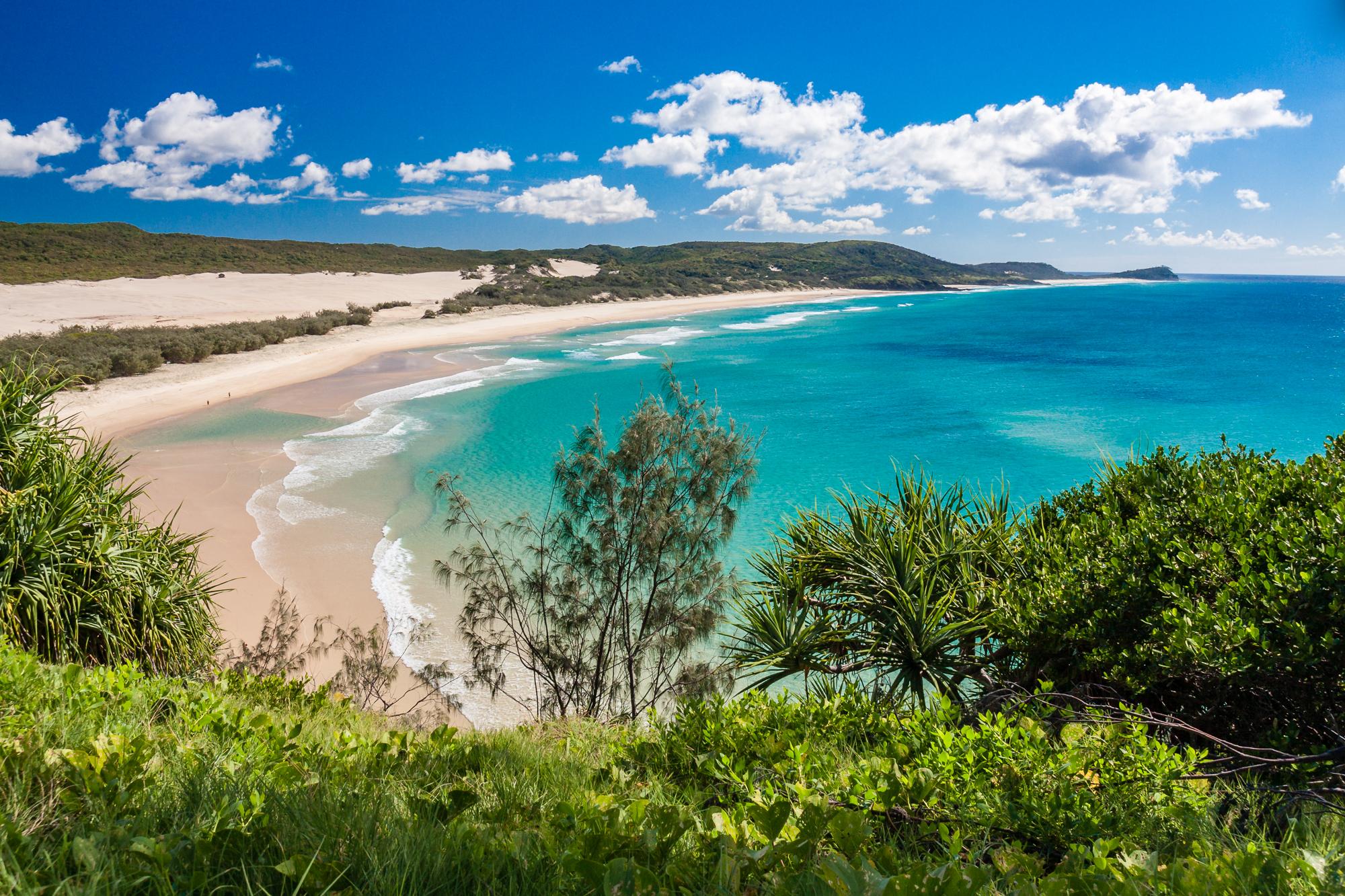 Fraser Island Australien Insel