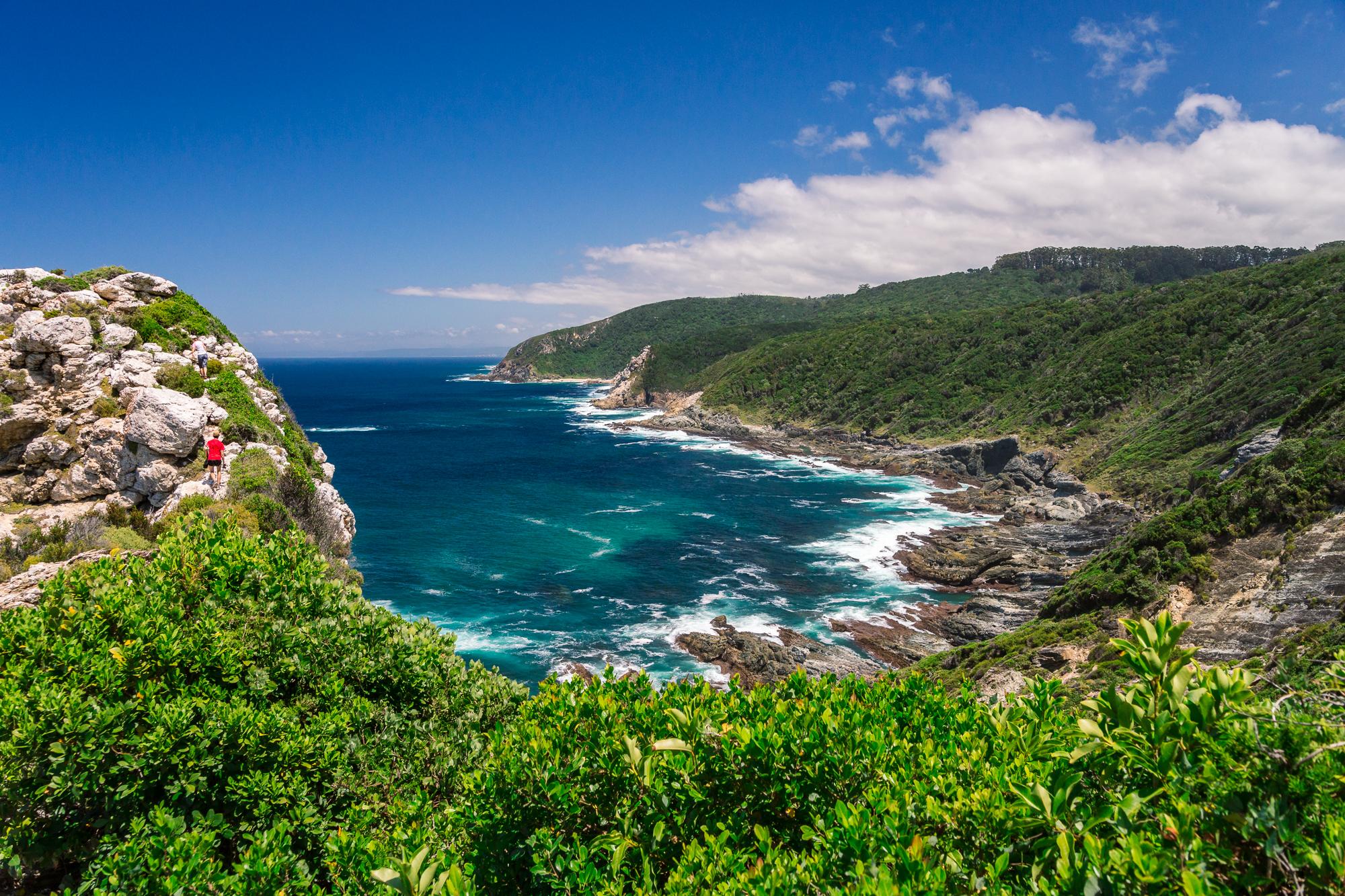 Steilküste Südafrika Otter Trail