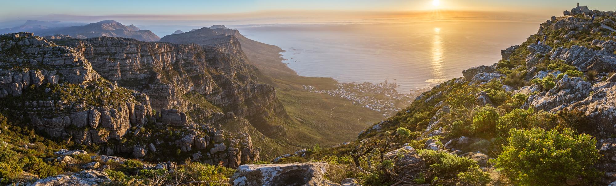 Tafelberg Kapstadt Panorama