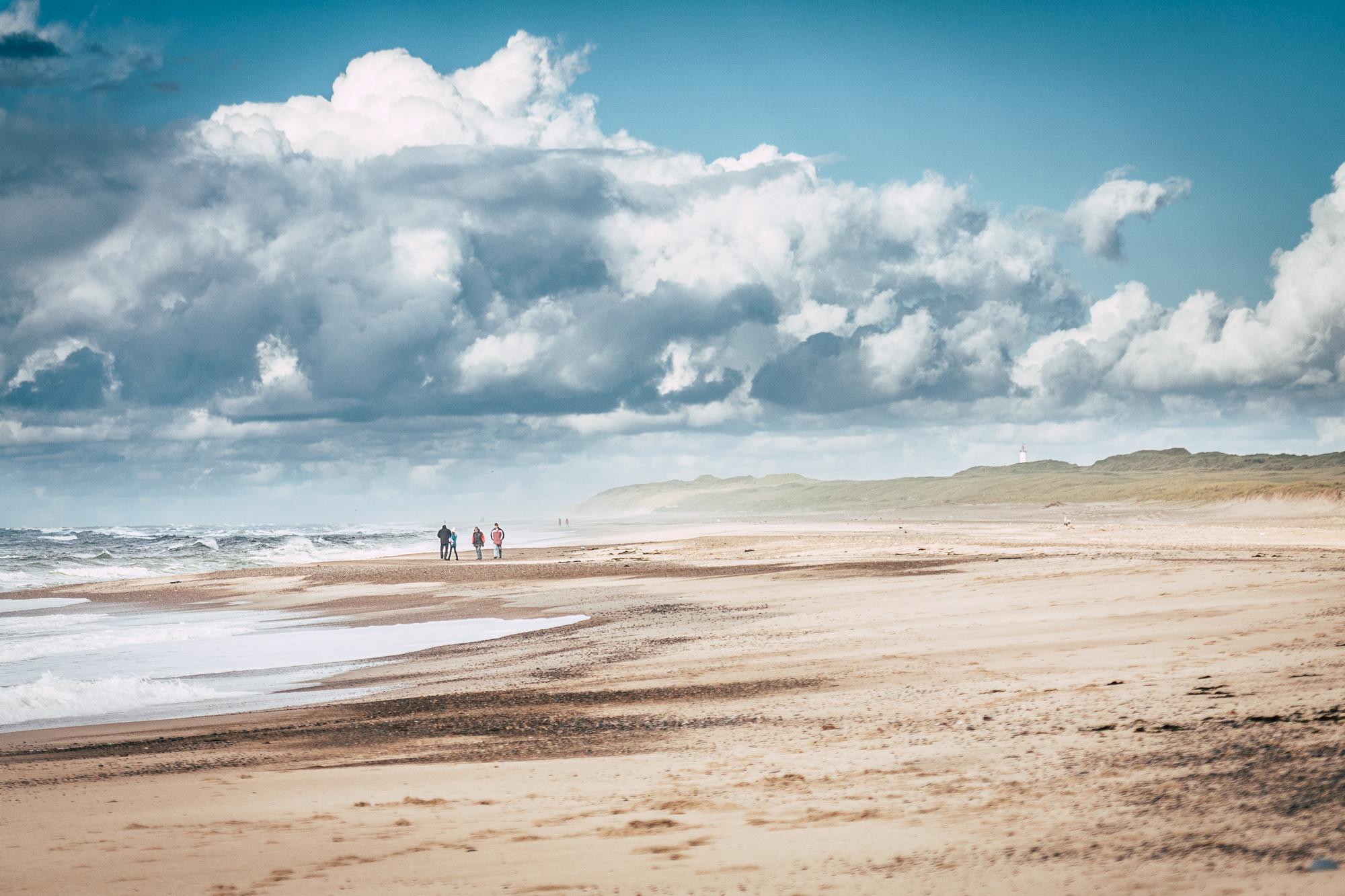 Strand Meer Dänemark
