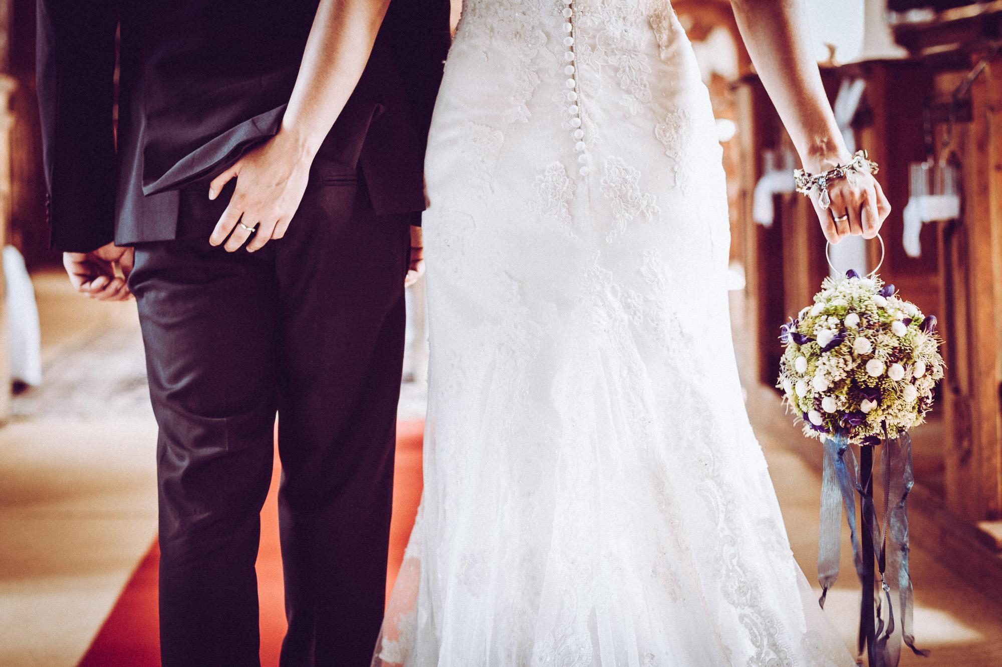 Hochzeit Brautpaar