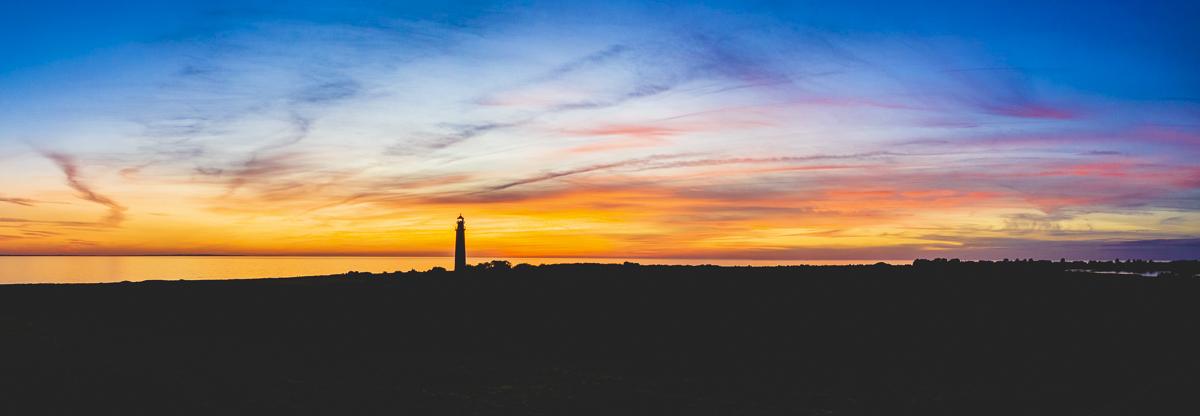Flügger Leuchtturm Panorama
